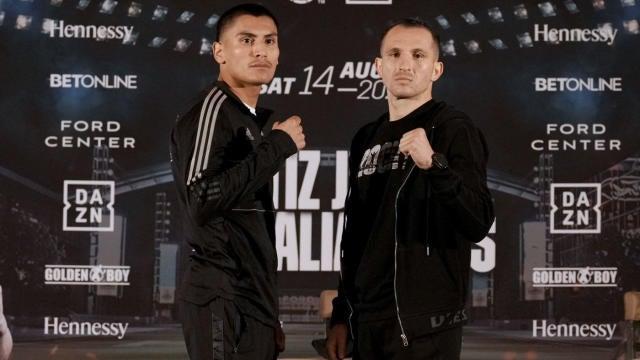 Vergil Ortiz Jr. vs Egidijus Kavaliauskas: Fight prediction, card, odds,  start time, how to watch - CBSSports.com
