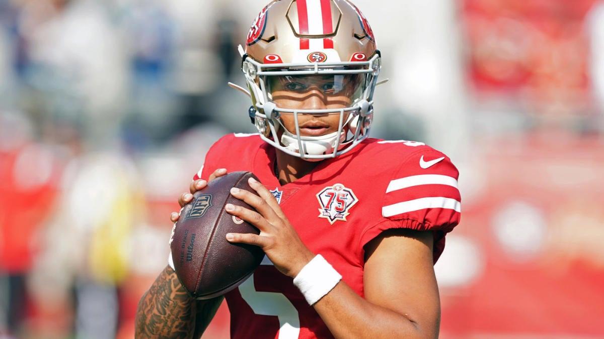 Trey Lance lanza pase de touchdown de 80 yardas contra Chiefs en su primera acción de pretemporada para los 49ers
