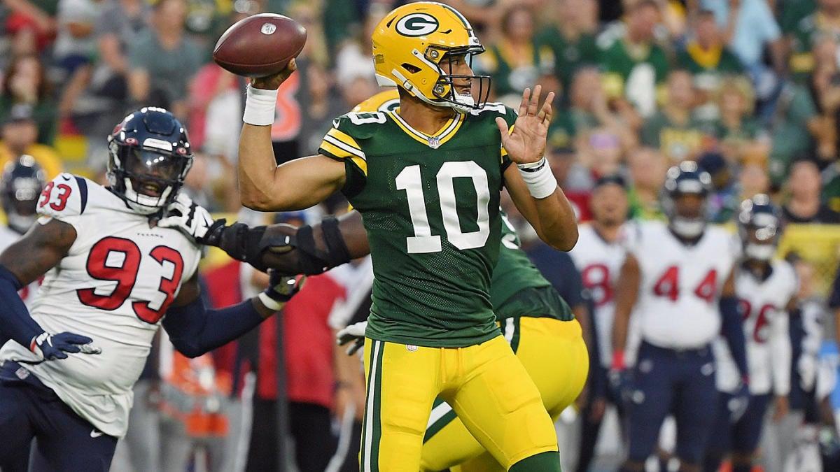 Jordan Love impressive in preseason debut for Packers; MRI on QB's shoulder comes back clean