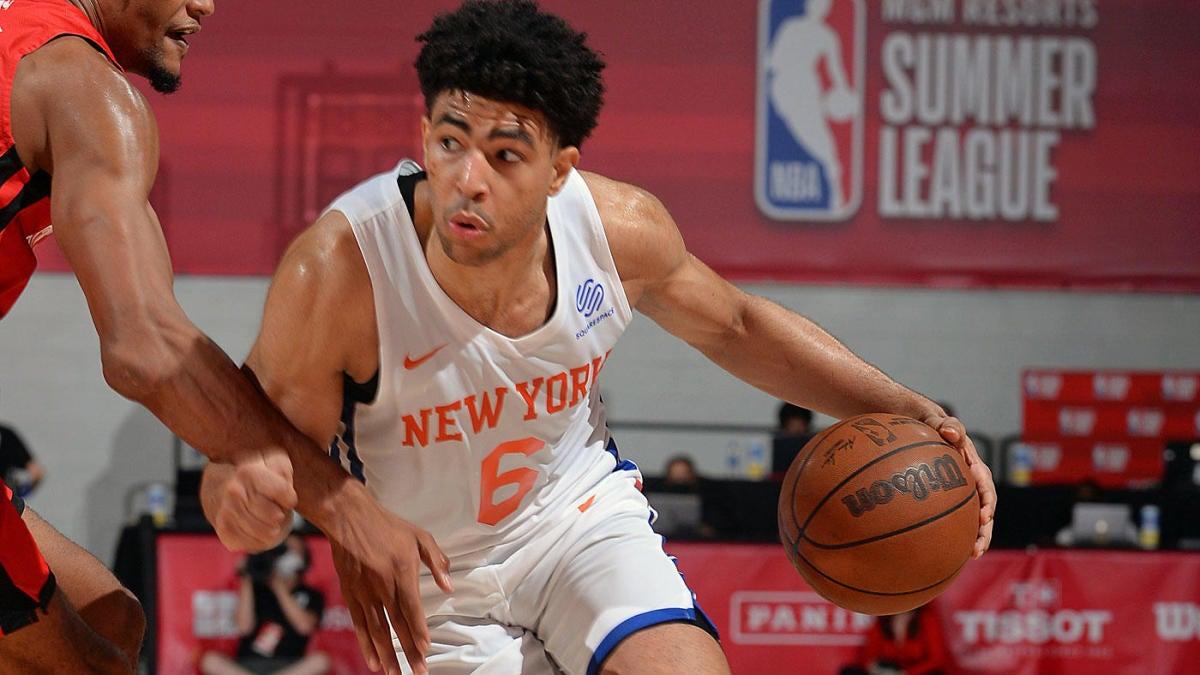 Conclusiones del día 12 de la NBA Summer League: los novatos de los Knicks terminan con estilo;  Luka Garza se marcha y gana un trato de ida y vuelta