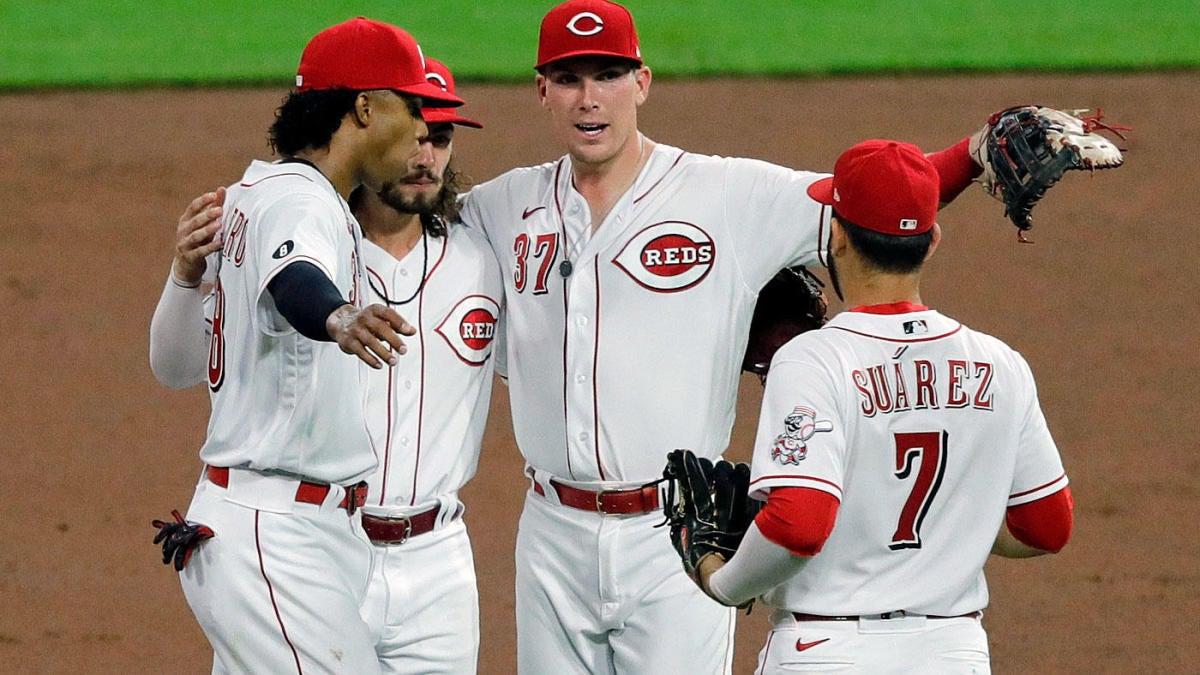Rojos se acercan a 1 1/2 juegos de los Padres en la persecución del comodín de la Liga Nacional