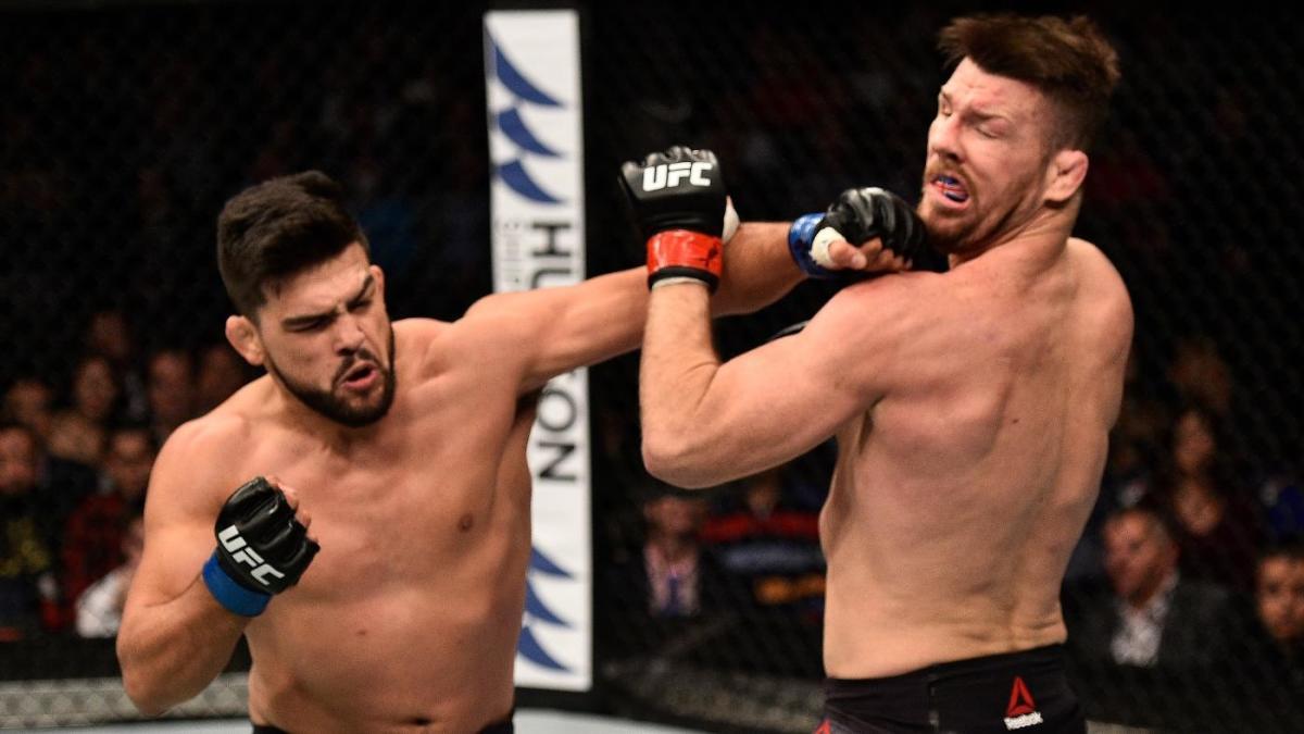 UFC Fight Night: predicciones, probabilidades, elecciones de Cannonier vs.Gastelum: las mejores apuestas en la cartelera del experto en MMA