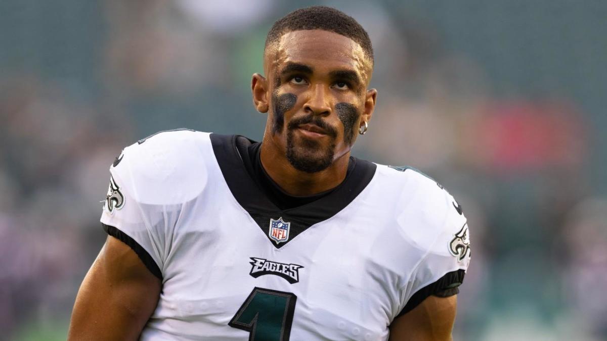 Notas de información privilegiada de la NFL: el caso de Jalen Hurts de ser el mariscal de campo titular de los Eagles fortalecido por su ausencia