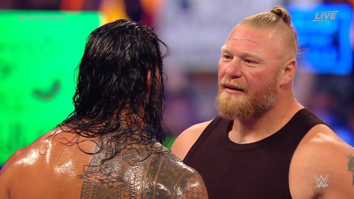 2021 WWE SummerSlam outcomes, recap, grades: Brock Lesnar and Becky Lynch returns spotlight unpredictable present