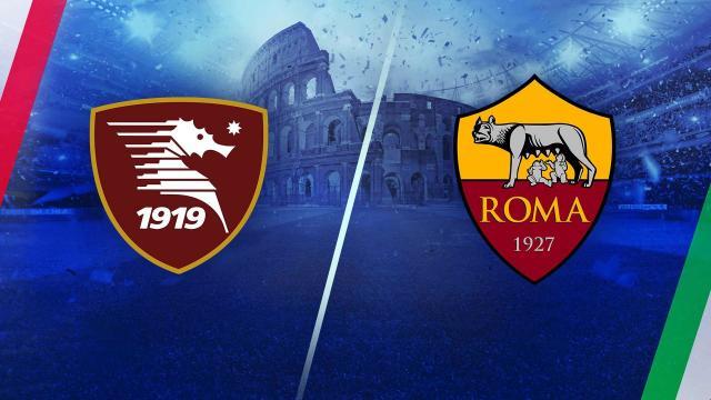Salernitana vs AS Roma Full Match & Highlights 29 August 2021