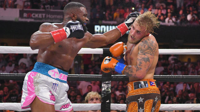 Jake Paul vs. Tyron Woodley fight purse, salaries: How much money each fighter earned in Sunday boxing match - CBSSports.com