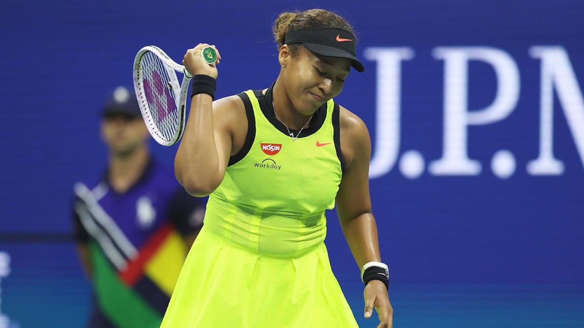 La campeona defensora del US Open, Naomi Osaka, está considerando dejar el tenis nuevamente después de una impactante sorpresa en la tercera ronda