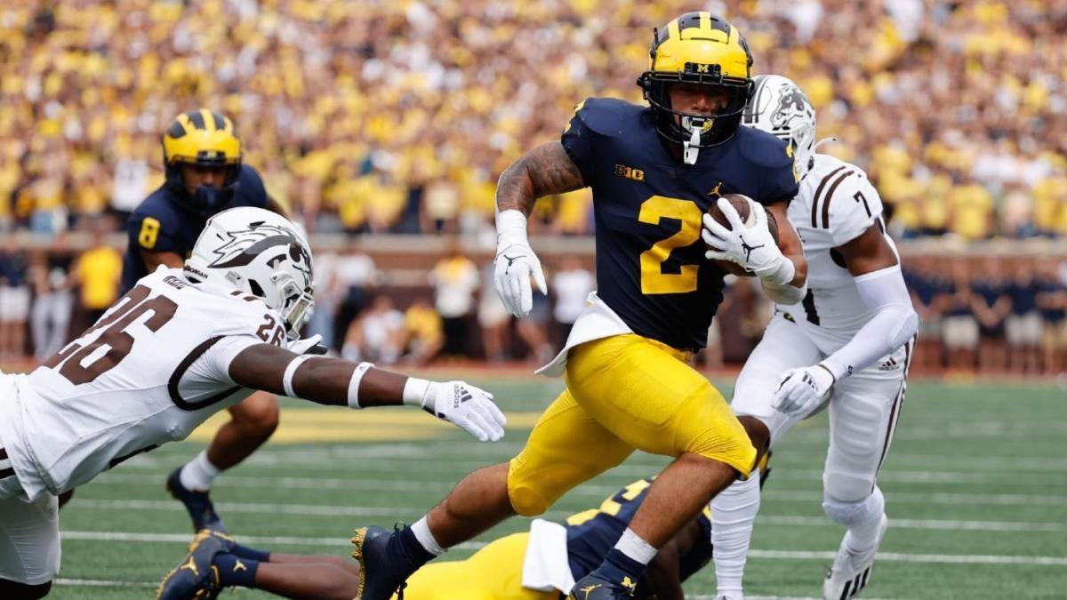 Michigan vs.Washington: predicción, selección, propagación del partido de fútbol, probabilidades, transmisión en vivo, ver en línea, canal de televisión