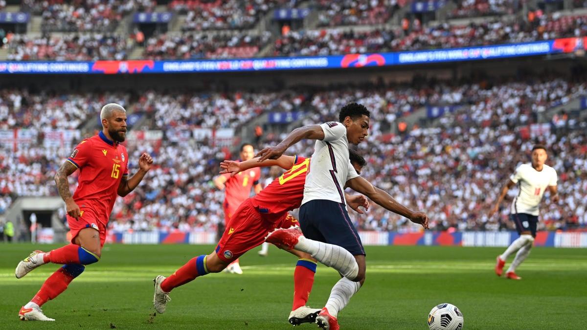 Polonia vs.Inglaterra: transmisión en vivo de clasificación para la Copa del Mundo, canal de televisión, cómo ver en línea, noticias, probabilidades, tiempo