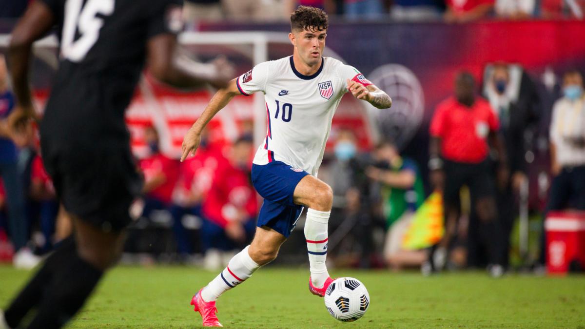 Honduras vs.USMNT: transmisión en vivo de clasificación para la Copa Mundial, canal de televisión, hora, cómo ver fútbol de EE. UU. En línea