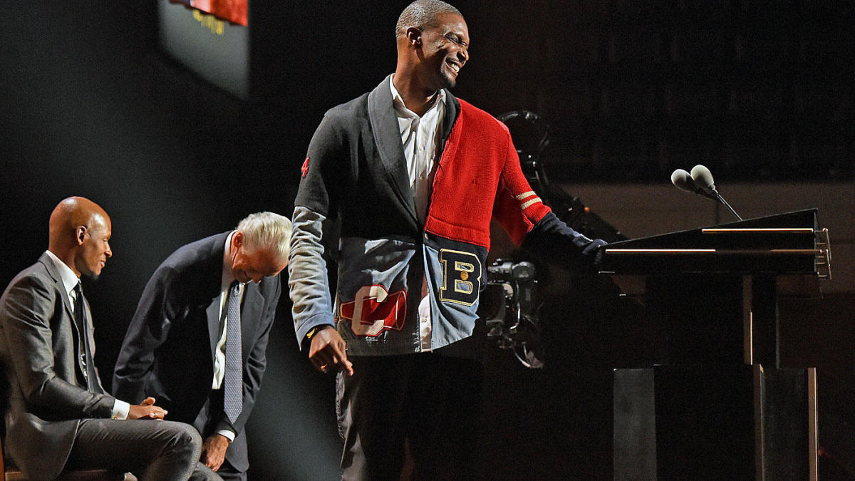 Salón de la Fama del Baloncesto 2021: el sincero discurso de Chris Bosh, la ceremonia destacada de las quejas de Paul Pierce