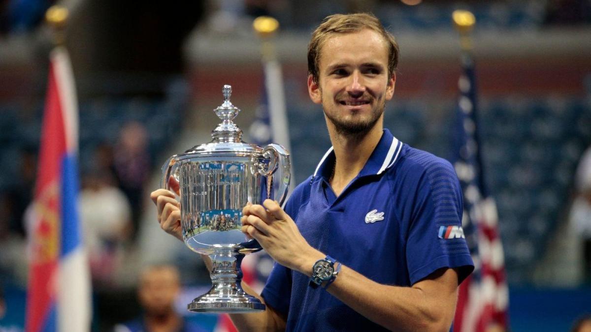 US Open 2021: Daniil Medvedev hizo una celebración de la FIFA después de ganar el primer título de Grand Slam de su carrera