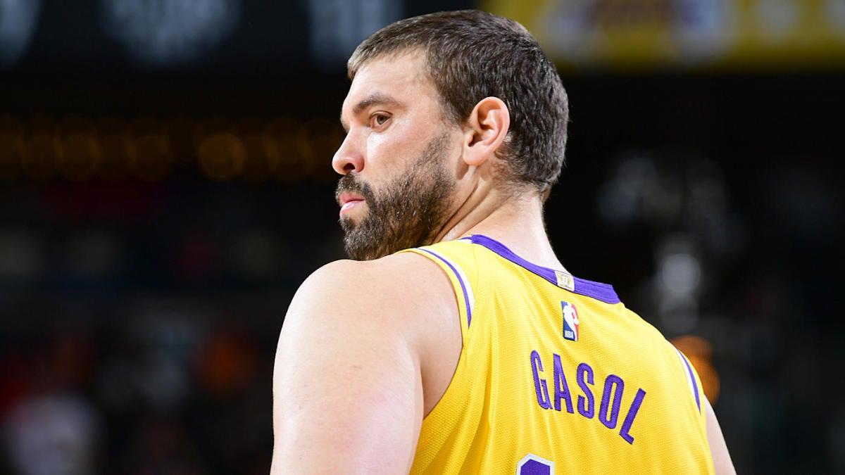 Marc Gasol trade: Lakers ship veteran big man, future second-round ...