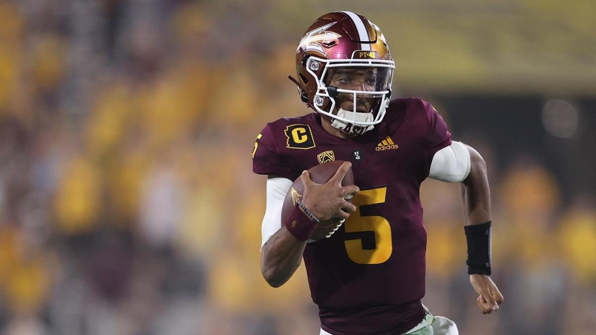 Arizona State vs. BYU odds, line: 2021 college football ...