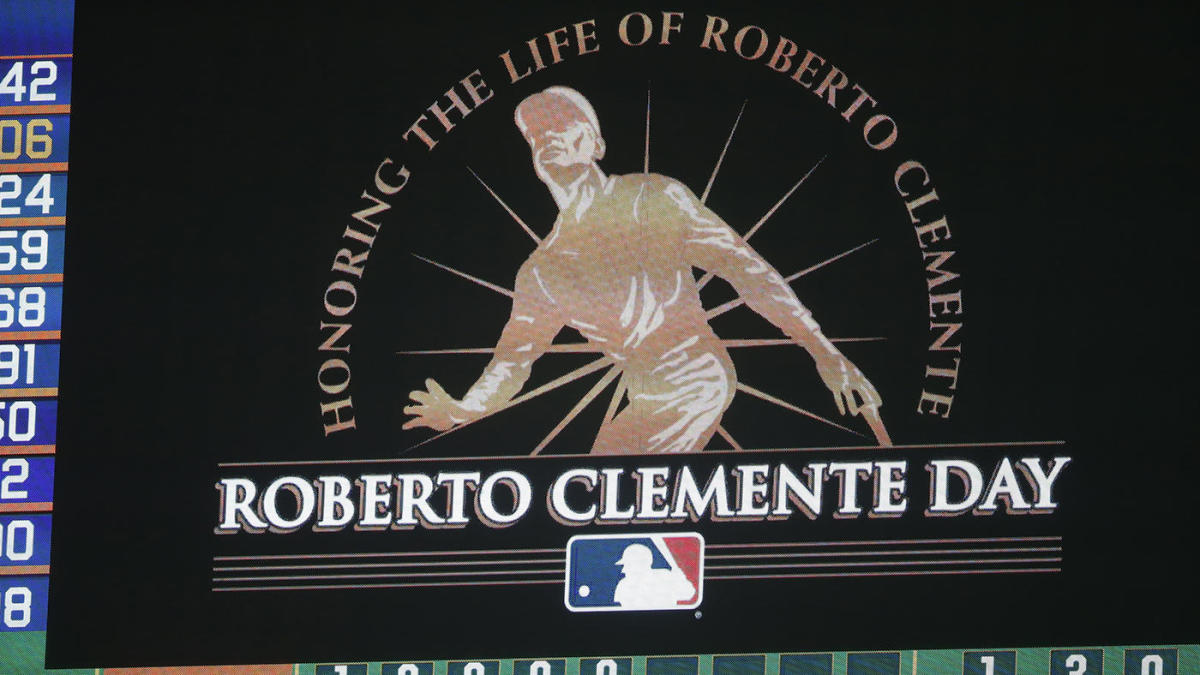 Roberto Clemente Day: MLB expands list of who can wear No. 21 to Pirates,  Puerto Rican players, award nominees - CBSSports.com