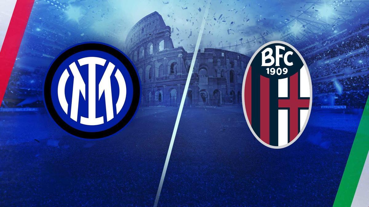 Inter de Milán vs.Boloña: transmisión en vivo de la Serie A, canal de televisión, cómo ver en línea, noticias, probabilidades, tiempo