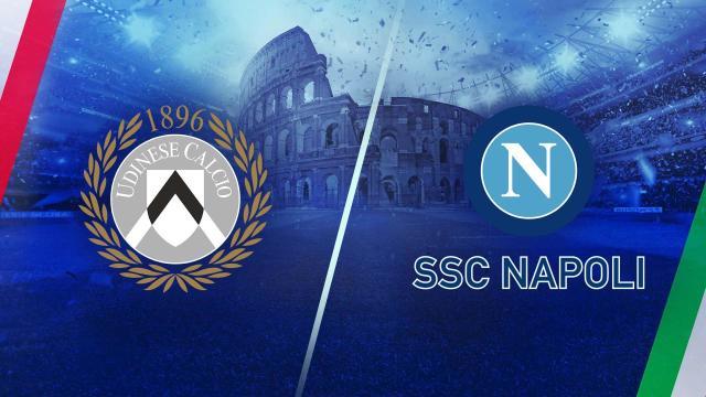 Udinese vs. Napoli