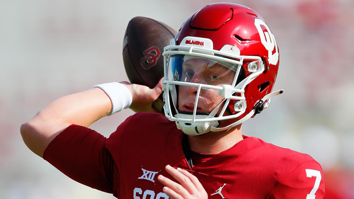 LOOK: Oklahoma QB Spencer Rattler earns two new cars in NIL deal