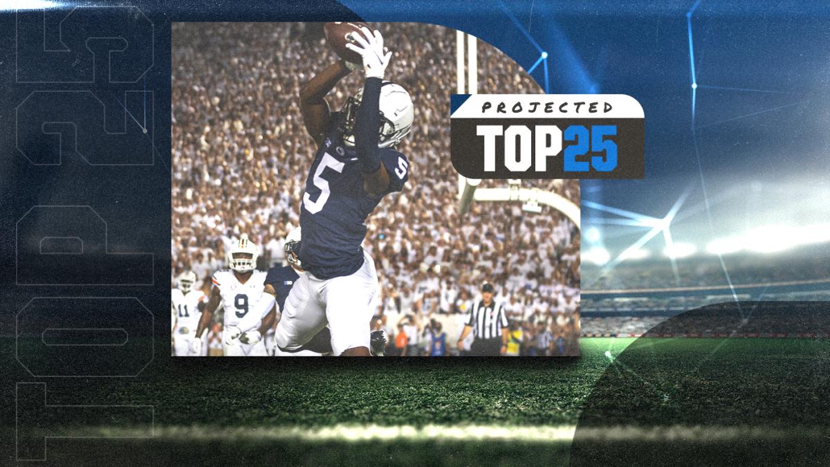 Los 25 mejores del mañana de hoy: Penn State sube en el ranking de fútbol americano universitario mientras los mejores equipos caen a pesar de las victorias