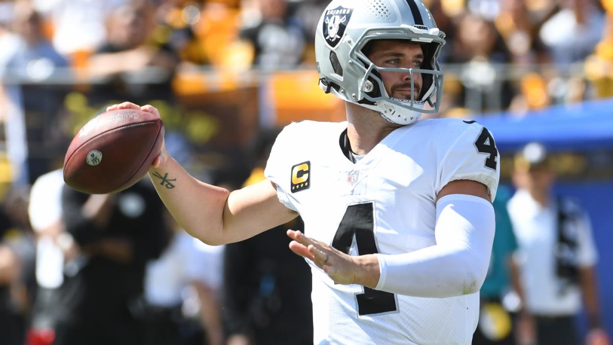 Steelers vs. Raiders score takeaways: Derek Carr Las Vegas light up Pittsburgh to move to 2-0 to start 2021 – CBSSports.com