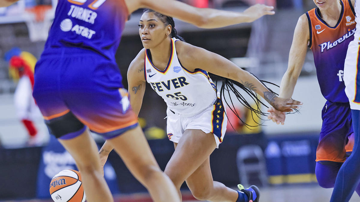 WNBA 2022 Draft Lottery odds: Fever have best chance of winning No. 1 pick