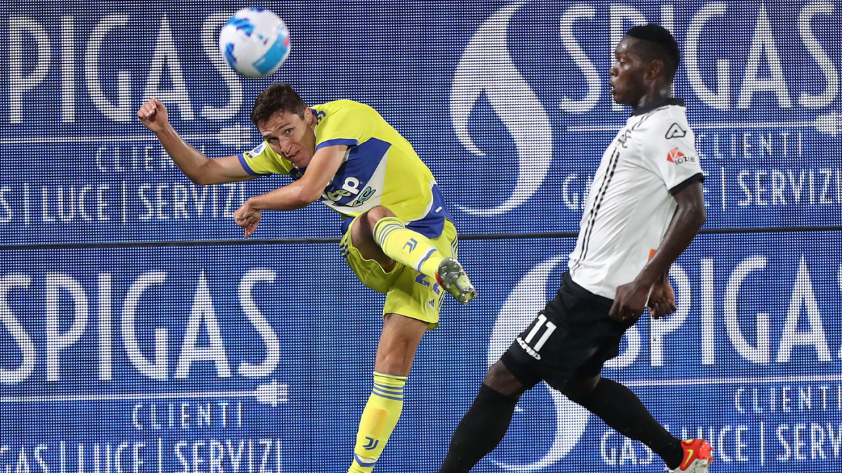 Spezia vs. Juventus score: Juve earn first Serie A win of season with second-half comeback