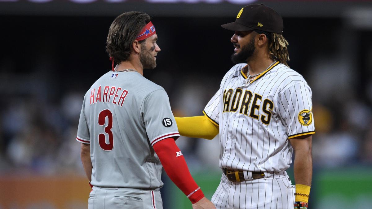 MLB MVP watch: Who holds edge in Bryce Harper vs. Fernando Tatis Jr. battle?