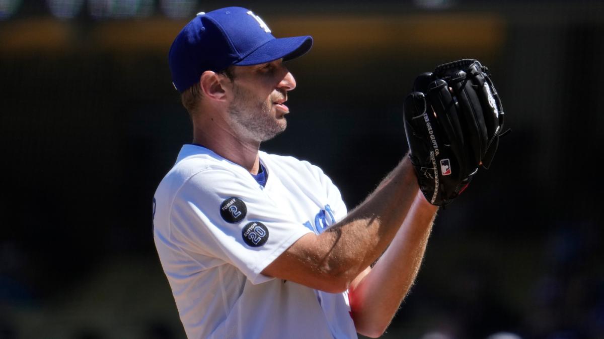 Dodgers would start Max Scherzer in Wild Card Game or NL West tiebreaker, Dave Roberts says - CBS Sports