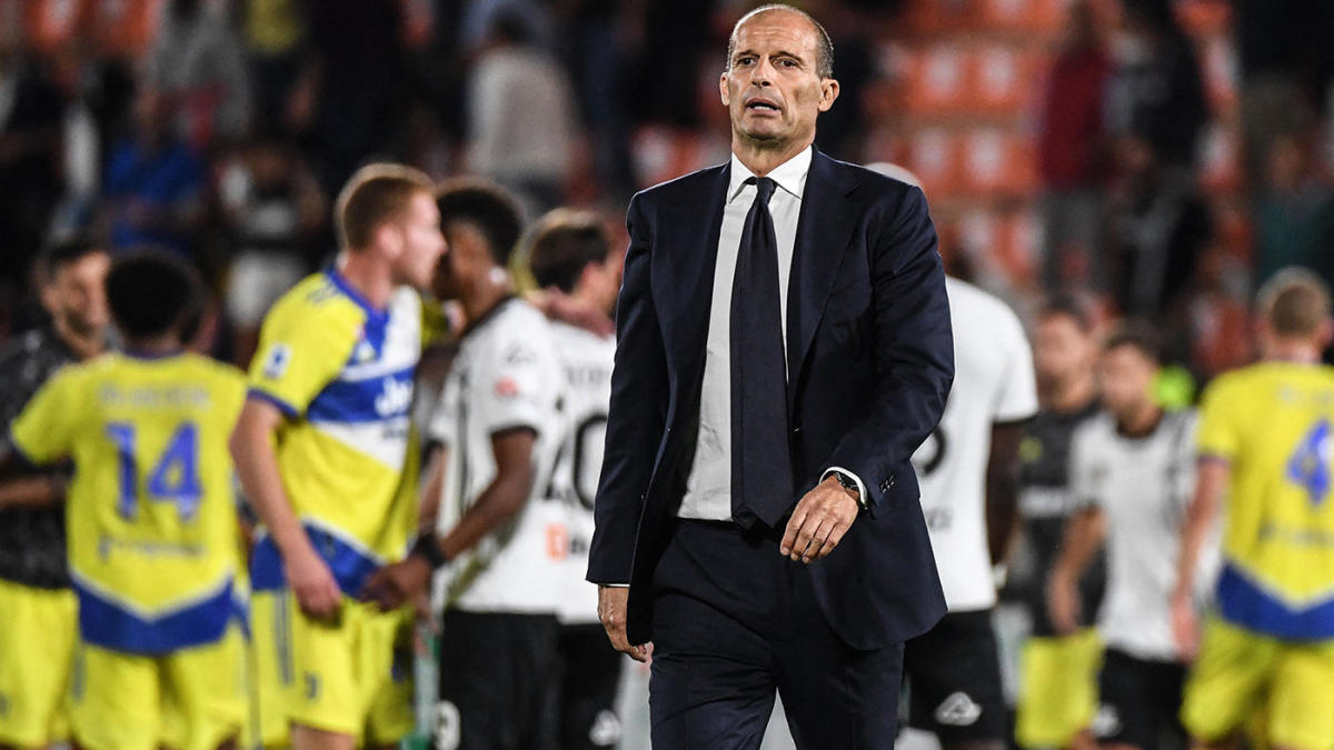 What's wrong with Juventus? Examining Massimiliano Allegri's post-Ronaldo struggles early in Serie A season
