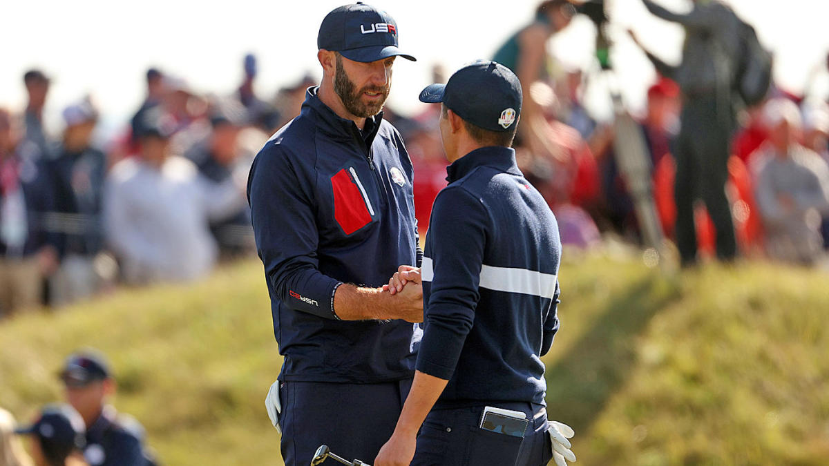 2021 Ryder Cup results scores standings: United States continues dominance with largest lead since 1975 – CBSSports.com