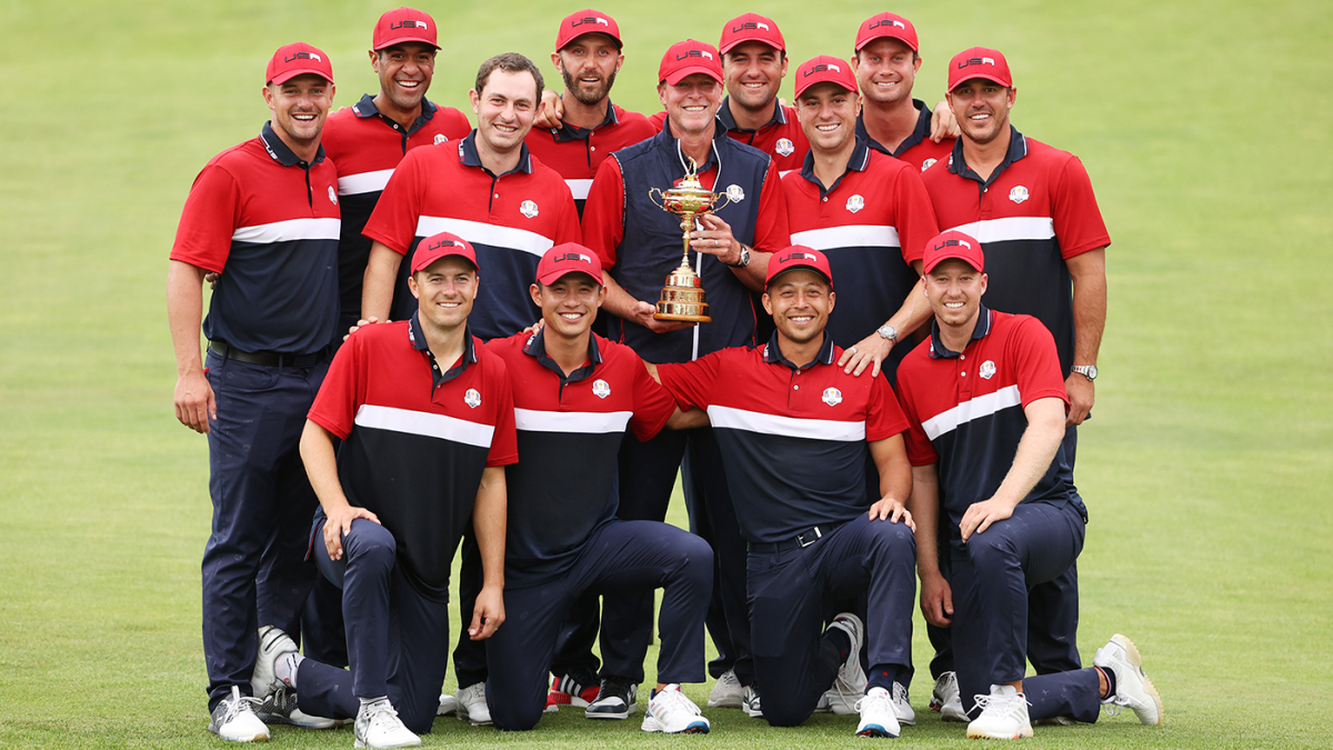 2021 Ryder Cup results: Say hello to the U.S. golf dream team which aims to dominate for years to come – CBS Sports