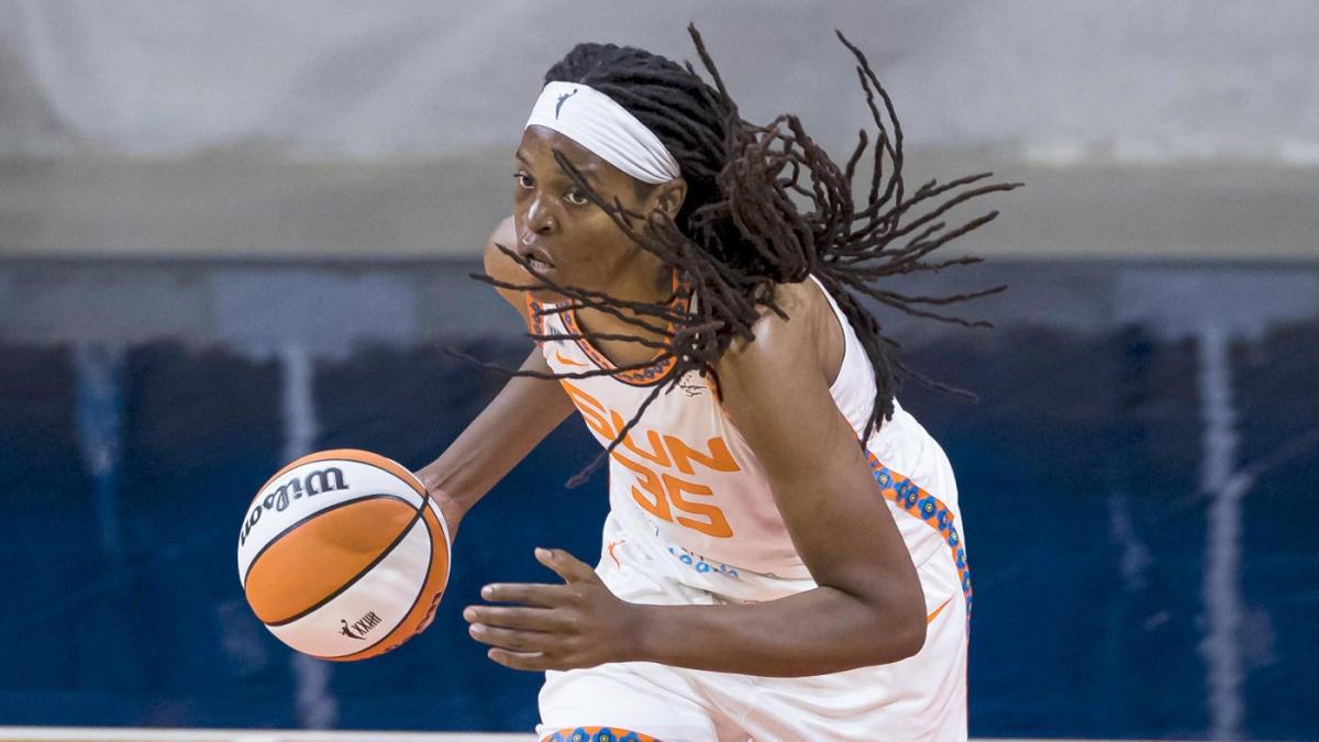 2021 MVP de la WNBA: Jonquel Jones de Sun huye con premio después de una temporada destacada