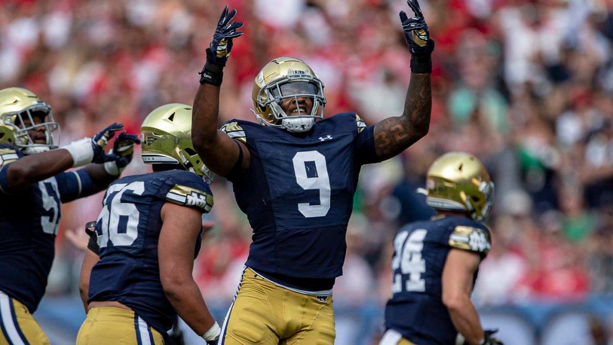 Notre Dame vs.Virginia Tech: transmisión en vivo, canal de televisión, reloj en línea, predicción, selección, probabilidades de juego, propagación