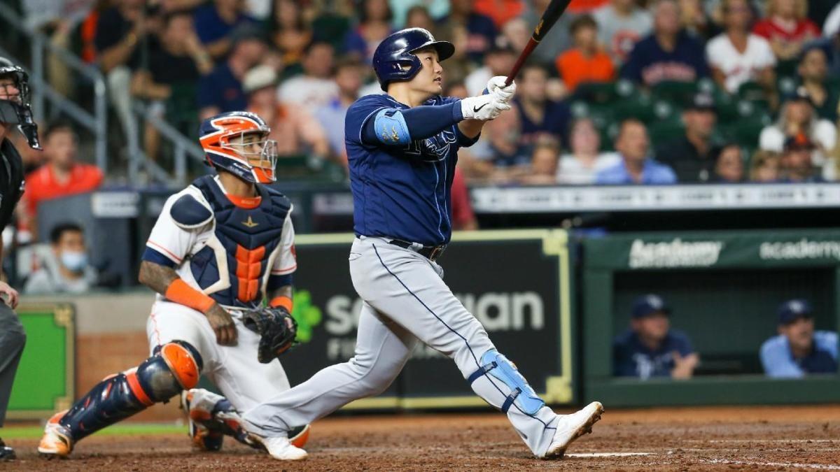 Los Rays logran el mejor récord de la Liga Americana contra los Astros, aseguran la ventaja de local en las primeras dos rondas