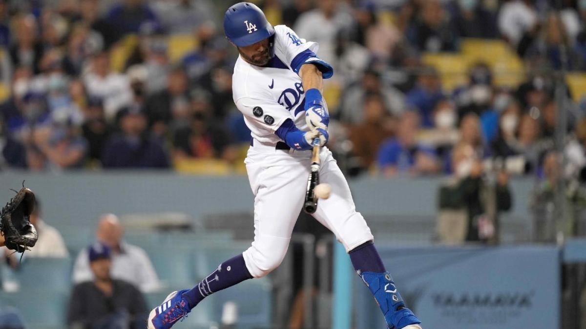 Los Dodgers jonrón cuatro veces en la entrada contra los Padres;  regreso completamente improbable para mantenerse con vida en la carrera de la División Oeste de la Liga Nacional