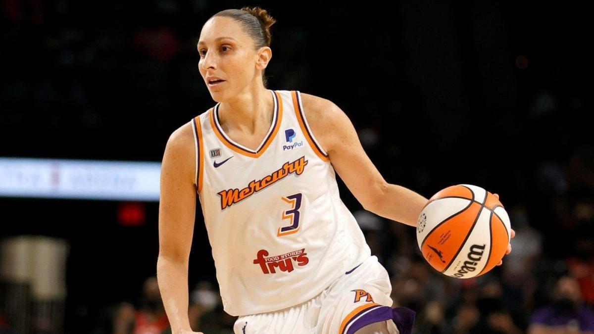 Playoffs de la WNBA 2021: Diana Taurasi marca el récord de su carrera en los playoffs con 37 puntos en la victoria del Juego 2 de Mercury