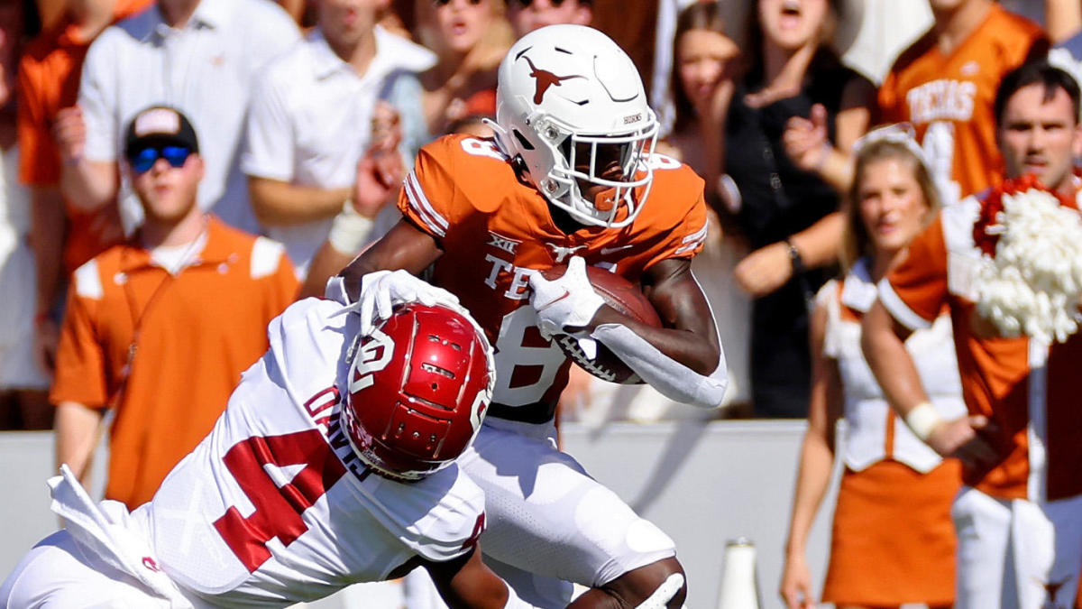 Oklahoma vs. Texas score: Live game updates college football scores Red River Showdown highlights – CBSSports.com