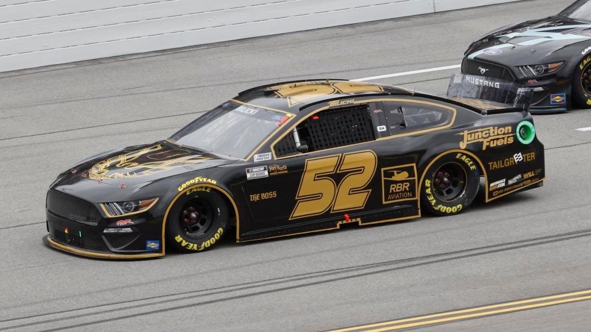 Rick Ware Racing cambiará de Chevrolet a Ford para 2022 y tendrá alianza con Stewart-Haas Racing