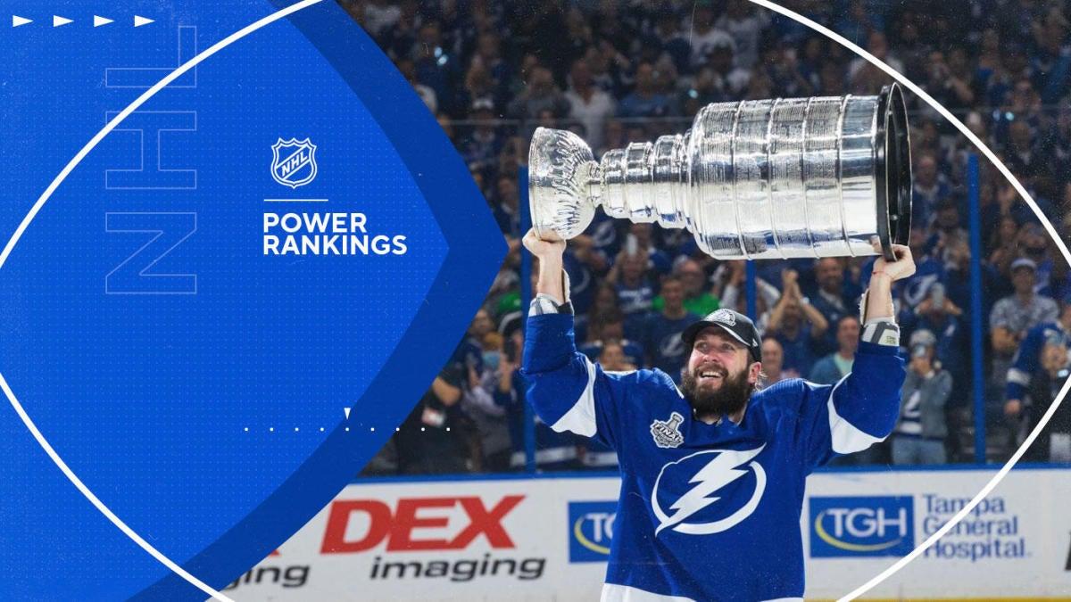 Clasificación de potencia de la NHL: ¿Puede algún equipo detener al Tampa Bay Lightning?