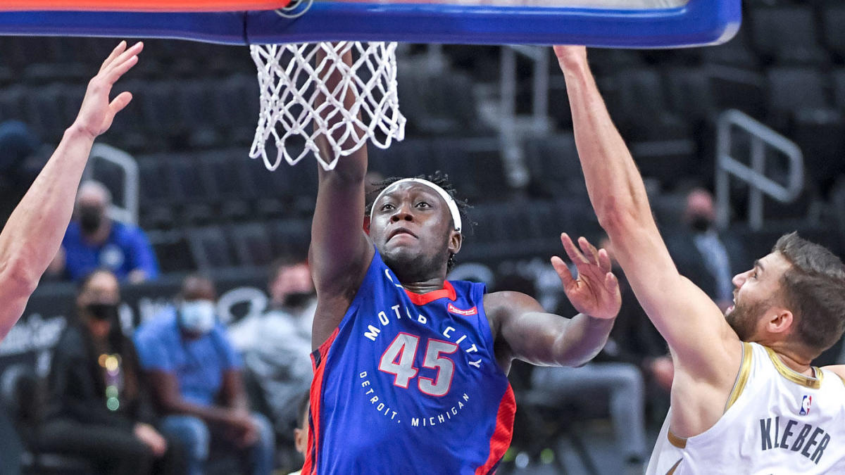 Lakers progressing toward two-way deal with former first-round pick Sekou Doumbouya, per report - CBS Sports