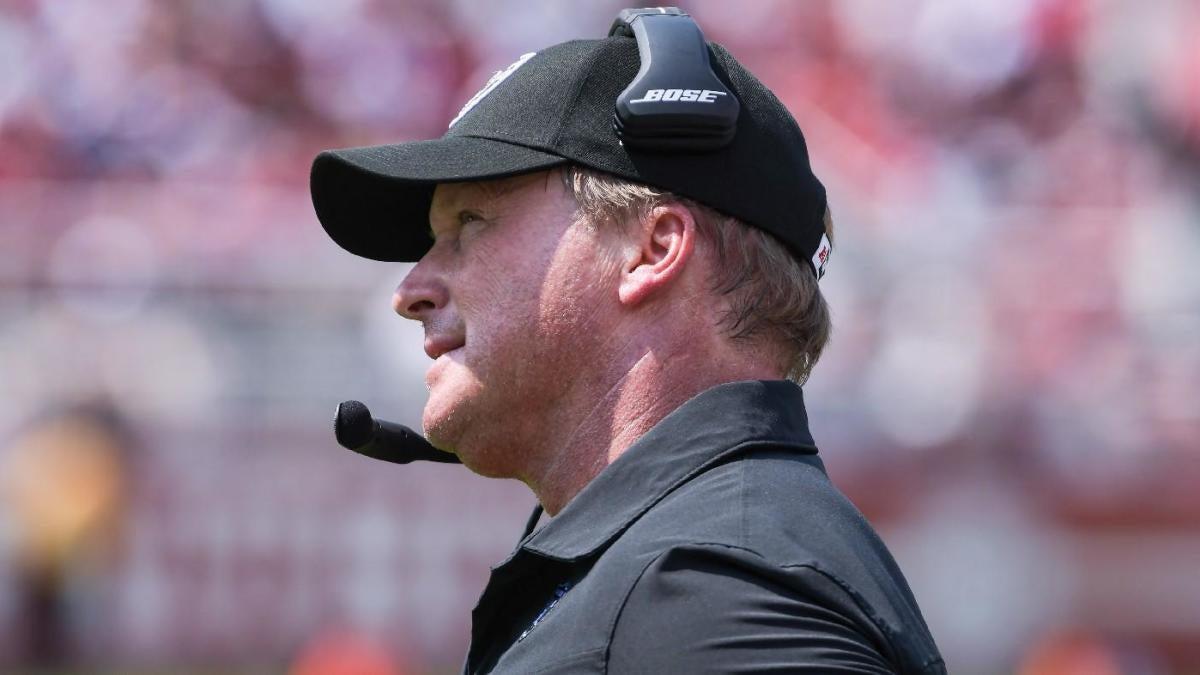 NFL insider notebook: Raiders' next steps after Jon Gruden resignation plus Colts' dilemma and Week 6 picks – CBS Sports