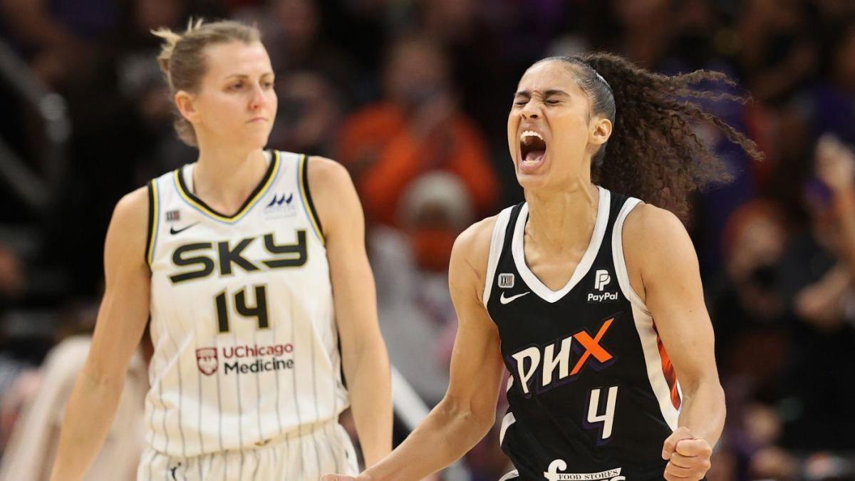 Conclusiones del Juego 2 de las Finales de la WNBA de 2021: Mercury iguala la serie 1-1 con una emocionante victoria en tiempo extra sobre Sky