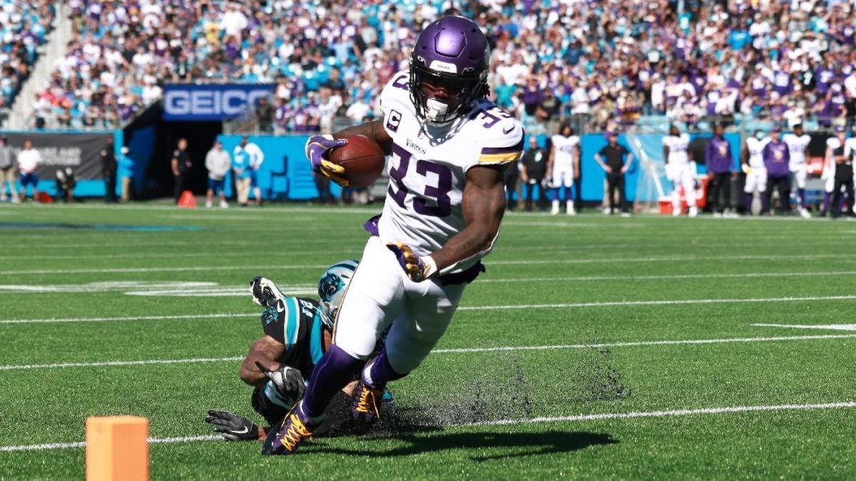 NFL Week 6 scores highlights updates schedule: Dalvin Cook Adam Thielen help Vikings quickly erase deficit – CBSSports.com