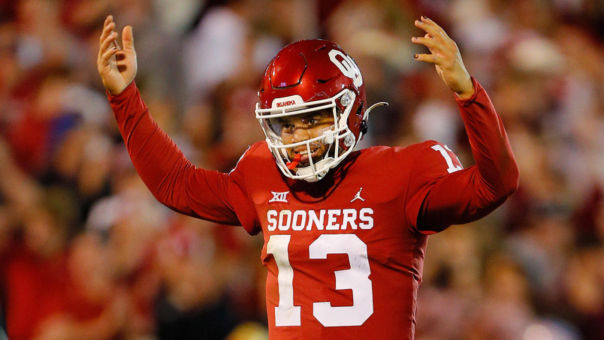 Coaches Poll top 25: Oklahoma beats out Cincinnati for No. 2 in college football rankings – CBS Sports