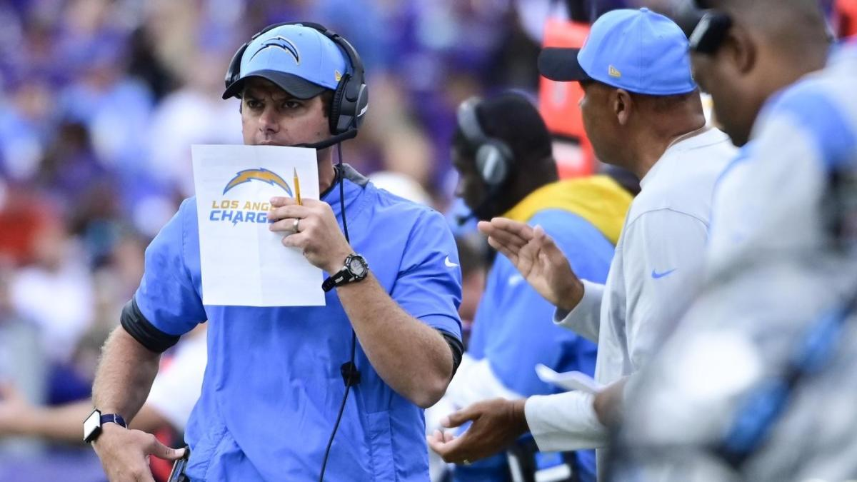 Brandon Staley's fourth down decisions burn Chargers as head coach tried to generate life into dormant offense