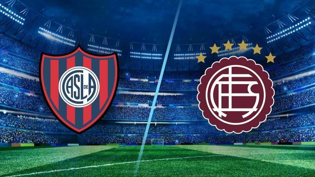 San Lorenzo vs. Lanús