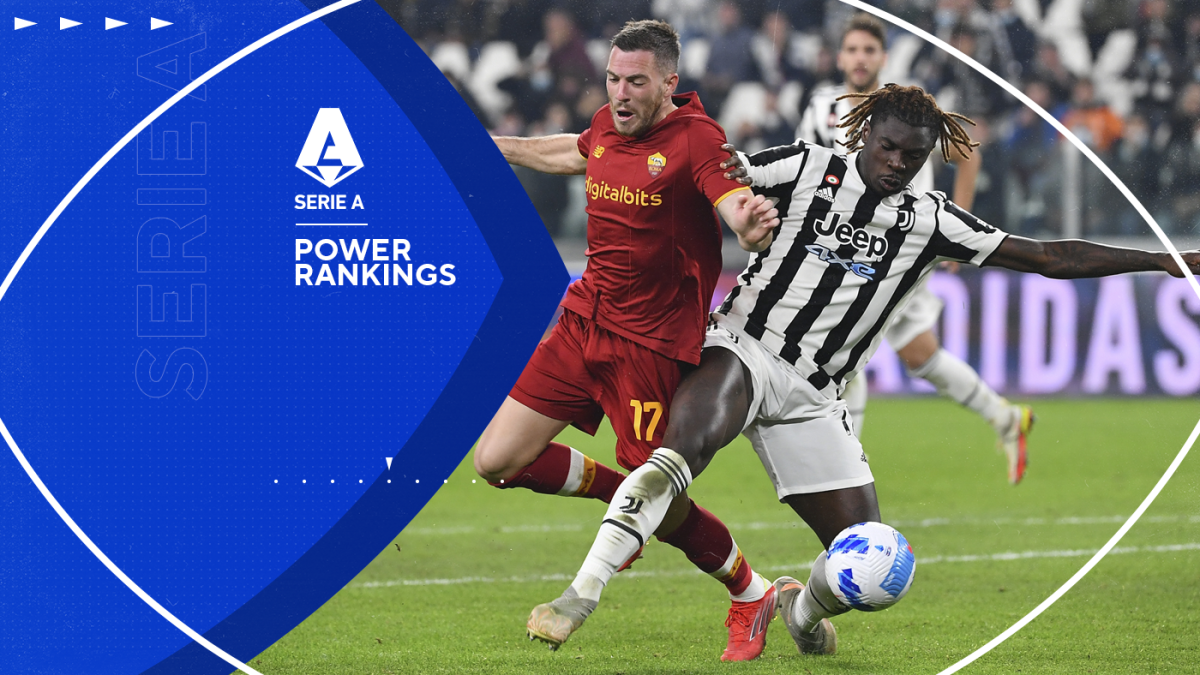 Serie A Power Rankings: Juventus rise ahead of Derby d'Italia vs. Inter Milan, Napoli stand tall