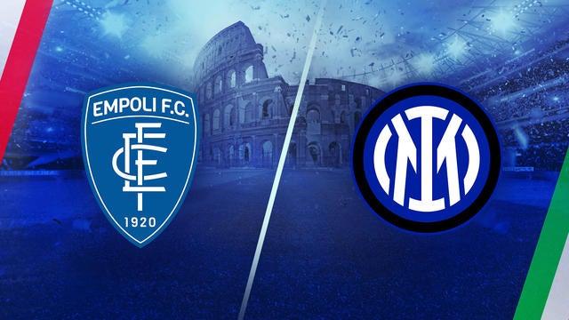 Empoli vs. Inter Milan