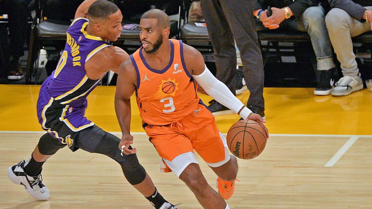 Chris Paul de los Suns se convierte en el primer jugador en la historia de la NBA con 20.000 puntos y 10.000 asistencias