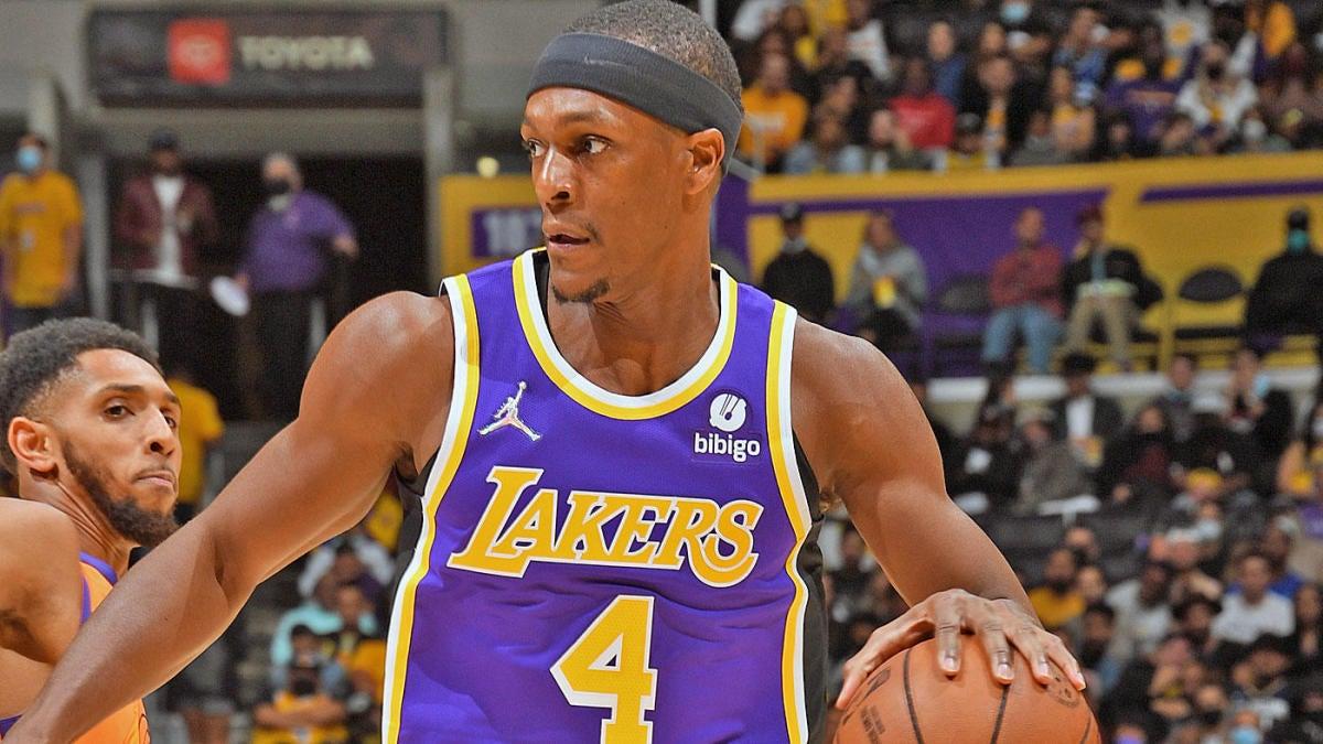 Fan expulsado del juego Lakers-Suns después de abofetear la mano de Rajon Rondo lejos de su cara